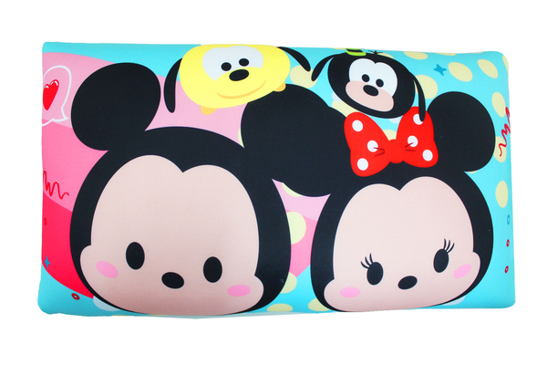 【震撼精品百貨】Micky Mouse_米奇/米妮 ~TSUM TSUM 繽紛抱枕-米奇家族
