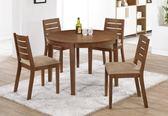 【新北大】✪ B435-2 馬丁3.5尺圓桌(不含餐椅)-18購