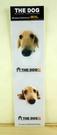 【震撼精品百貨】新大頭狗_The Dog~透明細長貼紙-臘腸