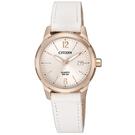 CITIZEN 星辰LADY'S完美女人時尚腕錶/EU6073-02A