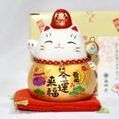 金福槌 彩耀必勝 招福招財貓 日本藥師窯 吉祥物 金運來福
