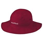 [好也戶外]mont-bell GTX STORM大圓盤帽/榴紅/灰綠/黑 No.1128514/GARN/DUGN/BK