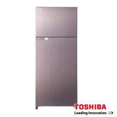 【TOSHIBA東芝】505公升 雙門變頻冰箱 GR-H55TBZ 優雅金