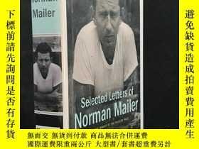 二手書博民逛書店Selected罕見Letters of Norman Mail