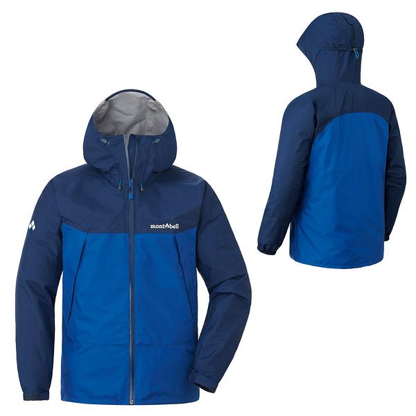[好也戶外]mont-bell THUNDER PASS男雨衣 靛藍/寶藍 No.1128635IN/BR