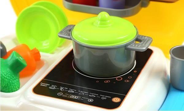 *粉粉寶貝玩具*最新款~廚具套手提箱~小小廚師組~仿真廚房玩具箱~家家酒玩具
