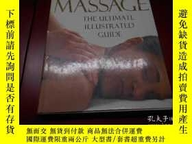 二手書博民逛書店MASSAGE罕見THE ULTIMATE ILLUSTRATE