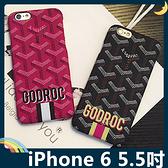 iPhone 6/6s Plus 5.5吋 上帝搖滾手機殼 PC硬殼 GODROC 明星同款 磨砂質感 保護套 手機套 背殼 外殼