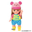 《 日本小美樂 》小美樂配件 - 小熊休閒服  /   JOYBUS玩具百貨
