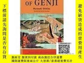 二手書博民逛書店【罕見】The Tale of Genji, Part I 紫式