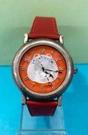 【震撼精品百貨】加菲貓_Garfield~日本精品手錶手錶-立體紅#53300