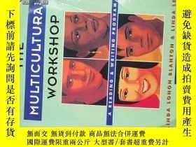 二手書博民逛書店b0044the罕見multicultural workshop