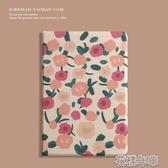 平板皮套日韓文藝新iPad air2保護套mini3平板款10.2皮套4殼1/5薄 快速出貨
