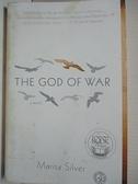 【書寶二手書T8/原文小說_G1C】The God of War_Silver, Marisa