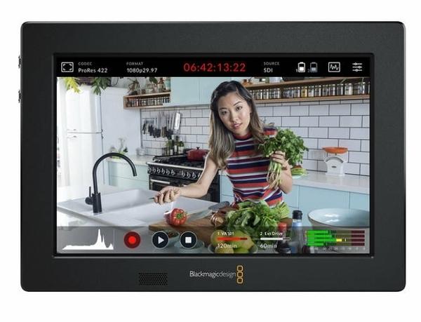 【聖影數位】BlackMagic Design Video Assist 7 3G 監看錄影螢幕 記錄器 公司貨