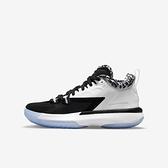 Nike Jordan Zion 1 Gs [DA3131-002]大童鞋 籃球鞋 運動 休閒 喬丹 包覆 支撐 黑 白