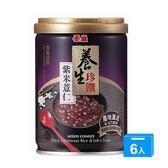 泰山紫米薏仁八寶粥255g*6入【愛買】