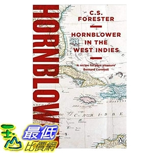2018 amazon 亞馬遜暢銷書 Hornblower in the West Indies (A Horatio Hornblower Tale of the Sea)