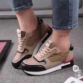 運動鞋 - 女鞋運動鞋女休閑鞋耐磨透氣鞋女跑步鞋潮【韓衣舍】