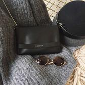 日韓 新款復古小方包 單肩斜跨小包包時尚休閒手拿包女 降價兩天