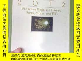 二手書博民逛書店Commodity罕見Trader s Almanac 2012