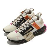 Reebok 慢跑鞋 Zig Kinetica Edge 卡其 黑 男鞋 透氣 緩震 運動鞋【ACS】 FV3835