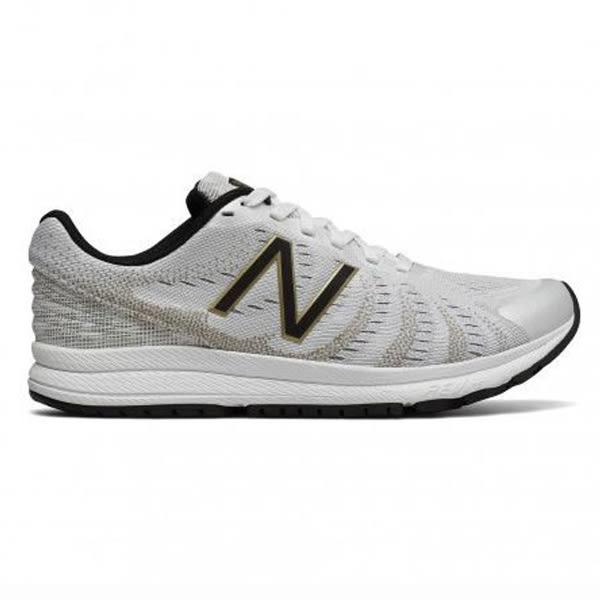 New Balance 女鞋 慢跑 網布 透氣 輕量 反光細節 舒適 灰 黑【運動世界】WRUSHSW3