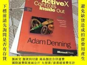 二手書博民逛書店ActiveX罕見Controls lnside outY159