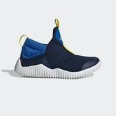 ADIDAS RAPIDAZEN C [D96859] 中童鞋 運動 休閒 襪套 舒適 透氣 愛迪達 深藍