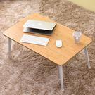 電腦桌加高床上用筆電桌簡約現代可折疊宿舍懶人桌子學習小書桌xw 【1件免運】