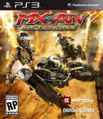 PS3 Mx vs. ATV: Supercross 飆風越野 Supercross(美版代購)