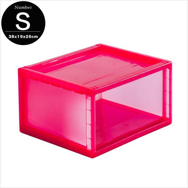 格子收納 收納箱 塑膠櫃 收納櫃【R0087】巧拼收納箱(S)38 x19x26cm 樹德MIT台灣製ac 完美主義