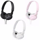 SONY 多彩耳罩式耳機 MDR-ZX110 (公司貨) 30mm驅動單體 簡約色彩任選擇