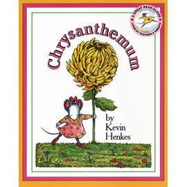 『童書久久書單』『繪本123‧吳敏蘭書單』-- CHRYSANTHEMUM  /英文繪本 《主題: 自我認同》