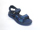 03626 愛麗絲的最愛 【GOOD YEAR】防水必備~ 個性運動涼鞋/男款平底涼鞋/平底涼鞋