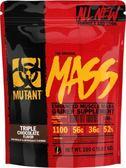 Fit Food Mutant Mass 惡魔高熱量乳清綜合蛋白15磅(巧克力) 美國原廠正貨