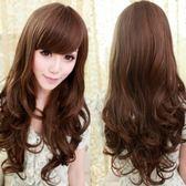 假髮(長髮)-新款歐美性感捲髮女假髮2色73ek1【時尚巴黎】