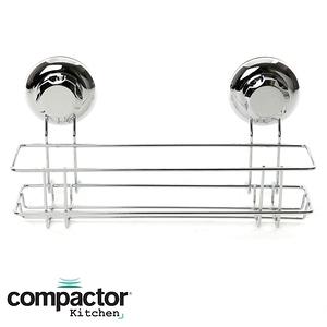 法國品牌 Compactor 吸盤調味瓶罐架