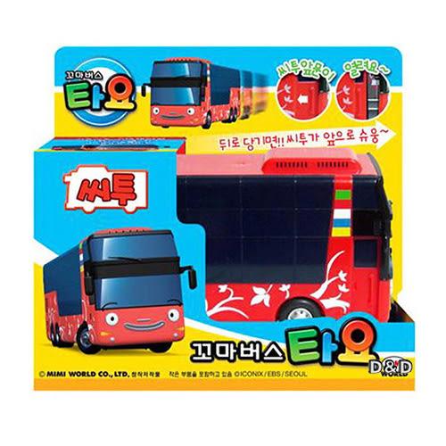 《 TAYO 小巴士 》嗶嗶 TAYO - 強哥遊覽車╭★ JOYBUS 玩具百貨