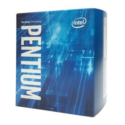 Intel第七代 Pentium G4600 雙核心處理器《3.6Ghz/LGA1151》