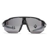 OAKLEY 太陽眼鏡 RADAR EV ADVANCER 極致黑 偏光 亞洲版 PRIZM色控科技 極致輕 (布魯克林) OAKOO94420838