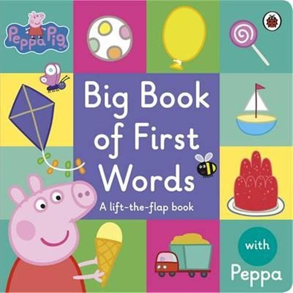 (二手書)Peppa Pig: Peppa's First 100 Words