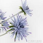 Lancol藍可 仿真花小清新蟹爪菊 設計師家居軟裝客廳裝飾花假花.igo 概念3C旗艦店