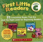 【麥克書店】★ FIRST LITTLE READERS★GUIDED READING 《LEVEL C 》/25本小書+1CD