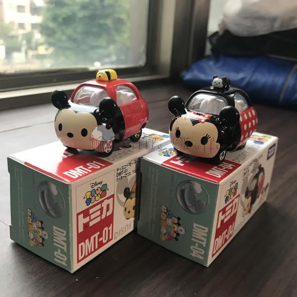 TOMICA 多美小汽車 TSUM TSUM系列 DISNEY 迪士尼 米奇/米妮 日本進口