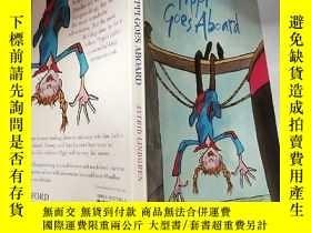 二手書博民逛書店pippi罕見goes aboard :皮皮上船 了.,,,Y200392