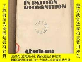 二手書博民逛書店fuzzy罕見techniques in pattern recognition(P3283)Y173412