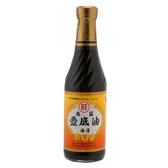 丸莊壺底油清430CC/瓶【愛買】