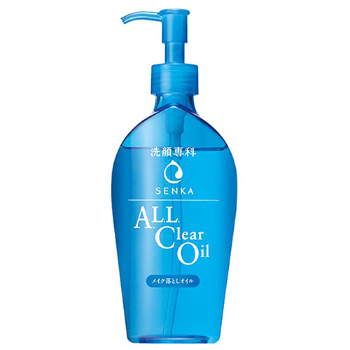 SENKA 洗顏專科 超微米水潤卸粧油(新升級) 230ml【BG Shop】卸妝油
