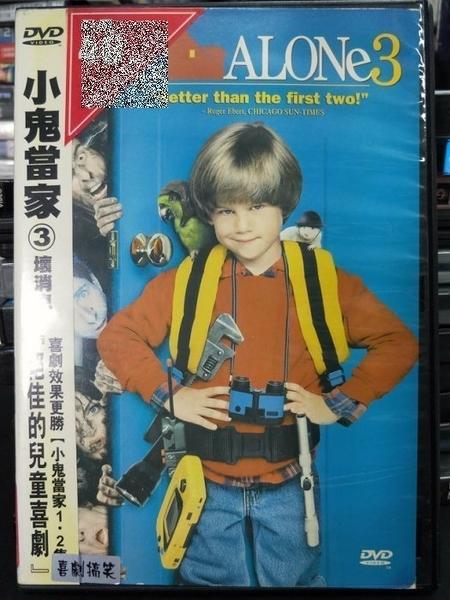 挖寶二手片-C01-059-正版DVD-電影【小鬼當家3:壞消息】-艾歷克斯林斯 大衛松頓(直購價)